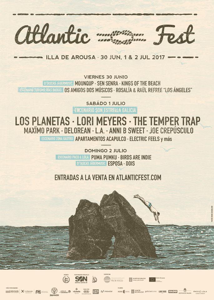 Festival Atlantic Fest 2017
