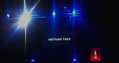 Nathan Fake: sonidos que crujen. Crónica de su concierto en la Garufa