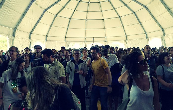 Nuestra primera vez en el festival Atlantic Fest (2017)