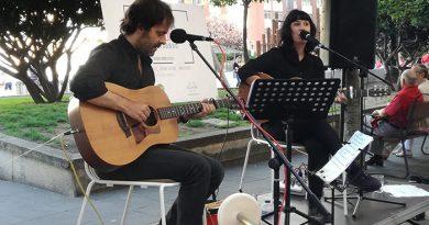 Silvia Penide y Felix Arias comparten sus canciones ajenas más próximas