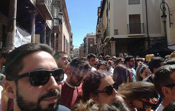 Los 20 años del festival Sonorama Ribera sin censura