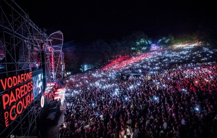 Festival Paredes de Coura 2018: su auditorio natural