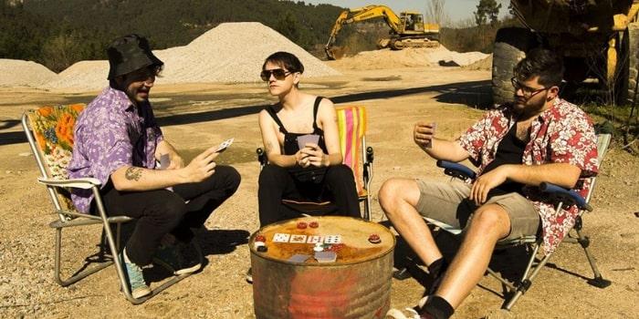 Página de Kings Of The Beach - La Galleta Molona