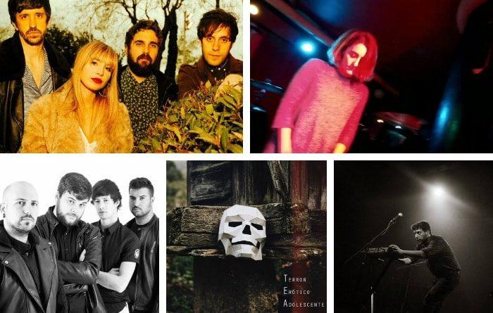 5 nuevas bandas en nuestro directorio de música (alternativa) de Galicia