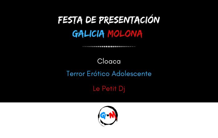 El 28 de junio se presenta la Asociación Cultural Musical Galicia Molona