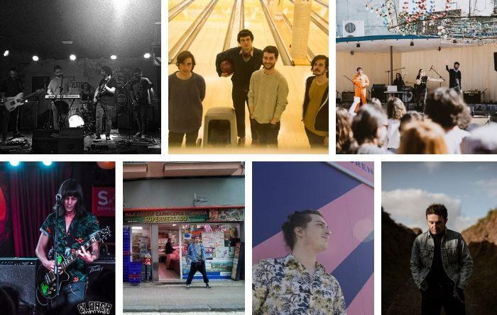 ¡7 nuevas bandas en nuestro directorio de música alternativa!