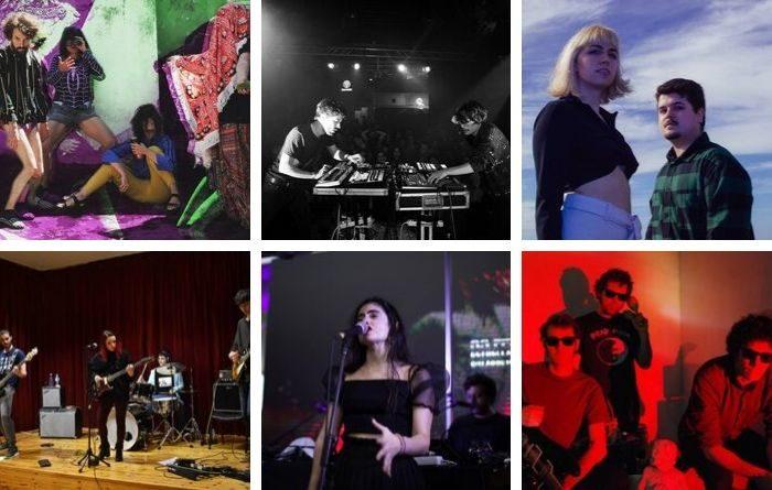 ¡6 nuevas bandas en nuestro directorio de música alternativa!
