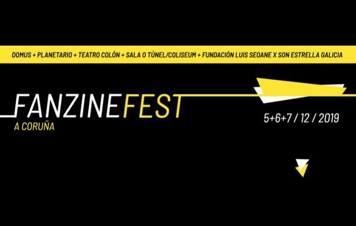Fanzine Fest 2019 - A Coruña