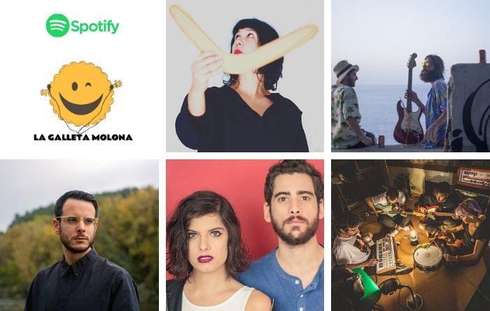 Quédate en casa pero no sin música: V Playlist de cuarentena