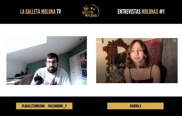 Entrevista a Audrä - Entrevistas Molonas #1